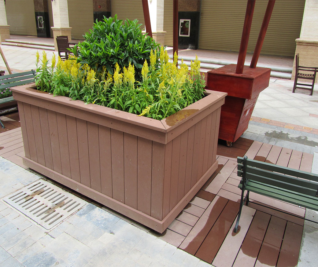 top sell composit flower box