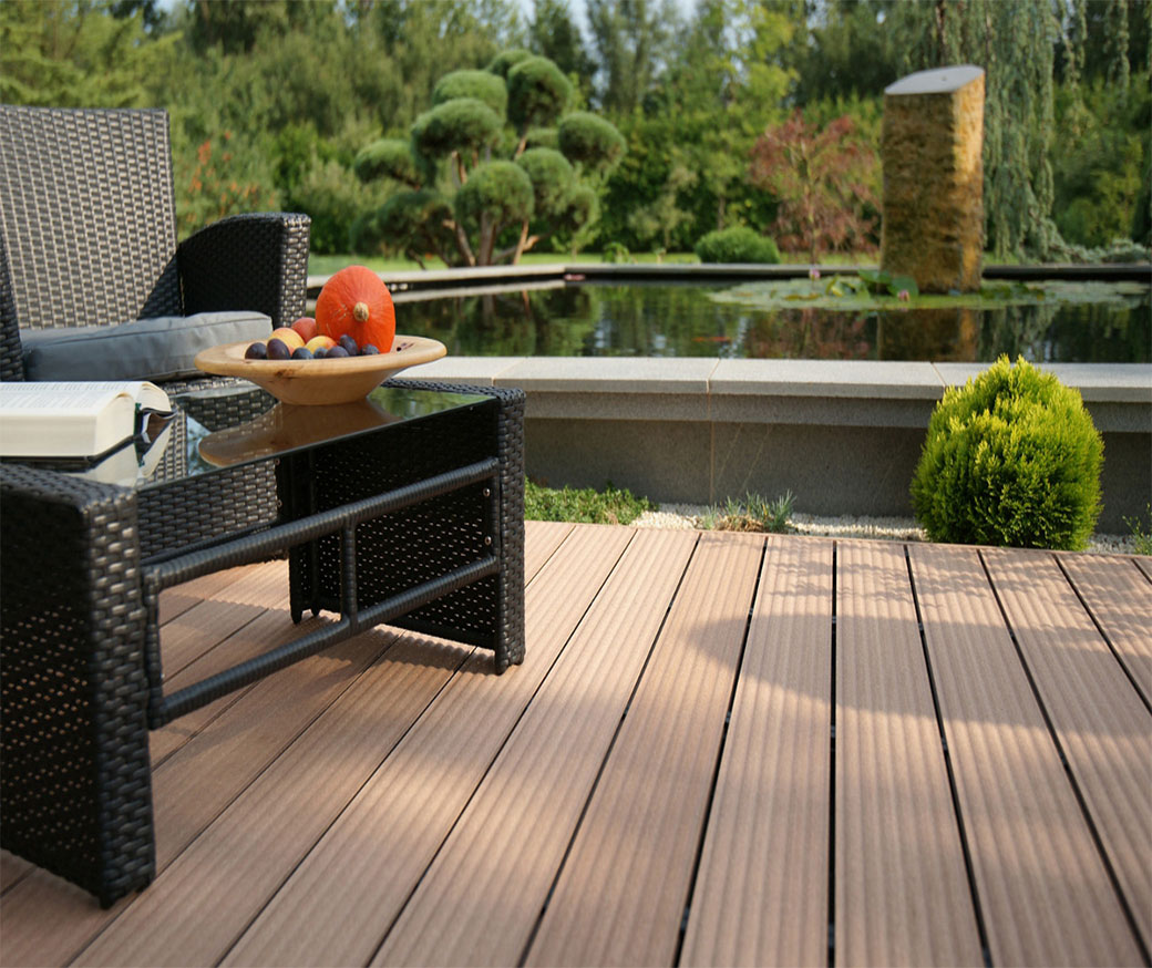 hollow composite decking supplier