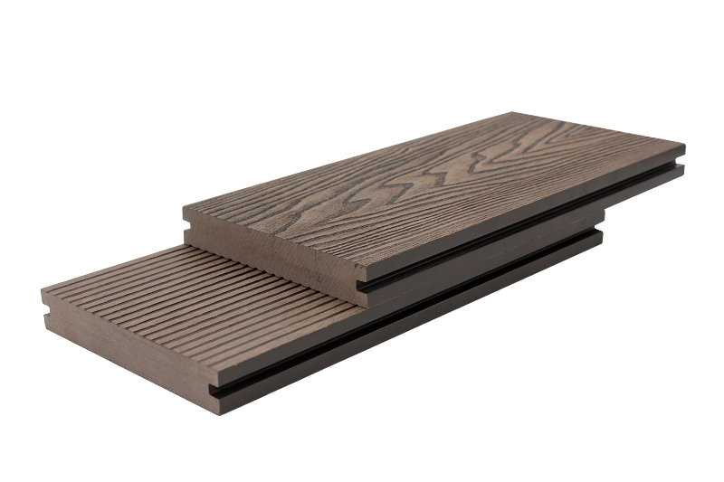 Model: STD-140S23 - Deep Embossed Decking - 140x23MM