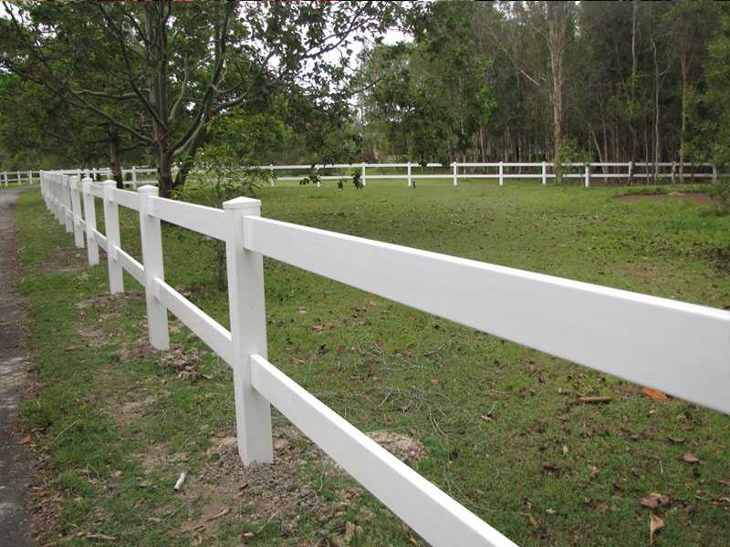 QZP-01(910x2440MM)-2 Rails Fence