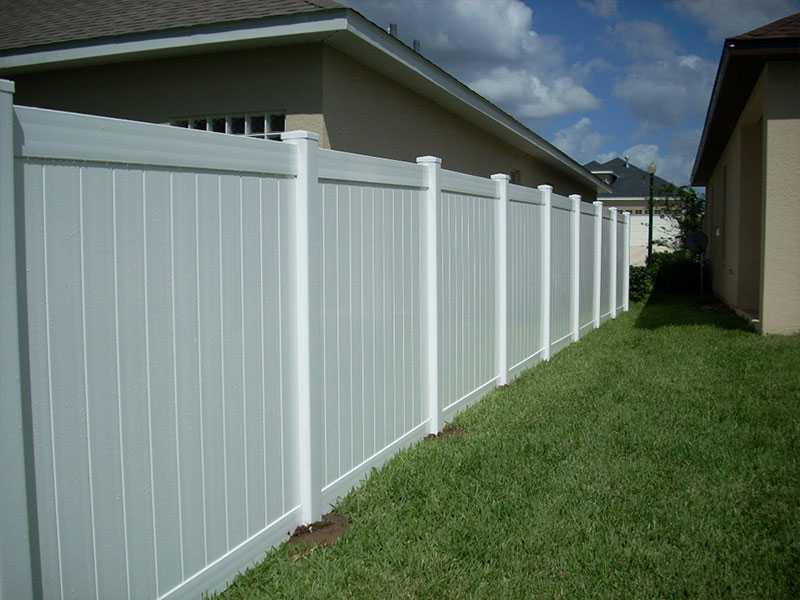 QZP-04(1830x2440MM)-PVC Privacy Fence