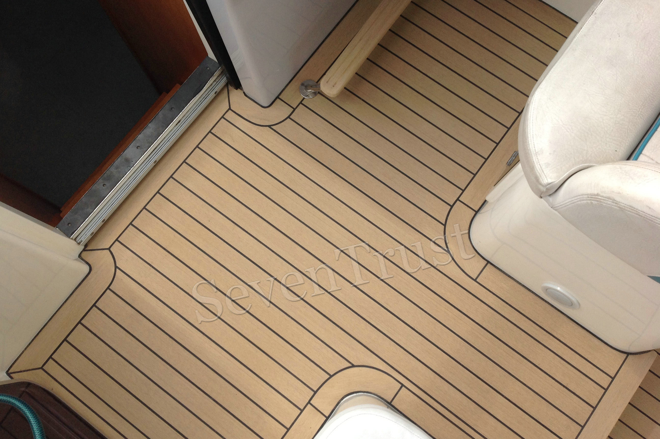 synthetic boat decking in germany