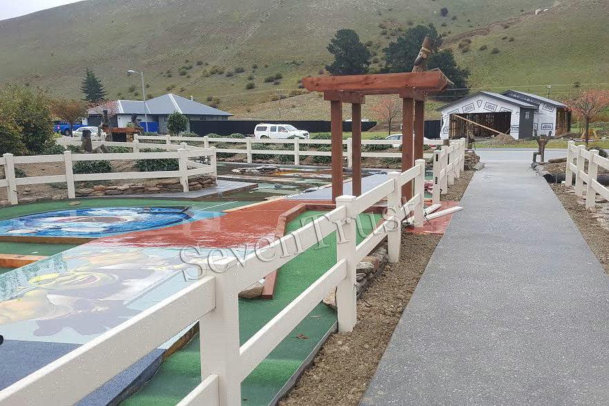 new zealand pvc fence
