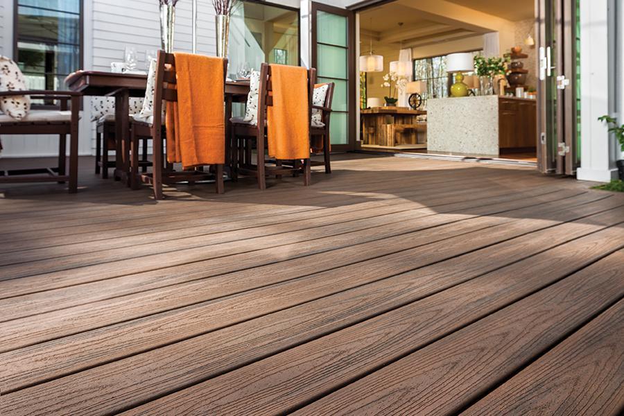 plastic wood flooring