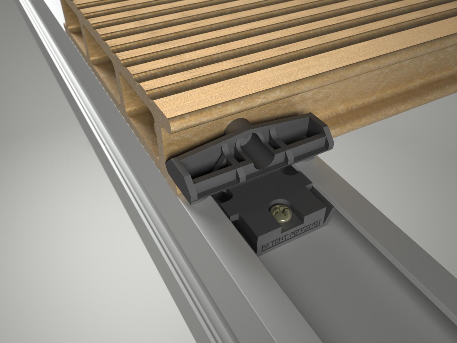 plastic wood installation methods