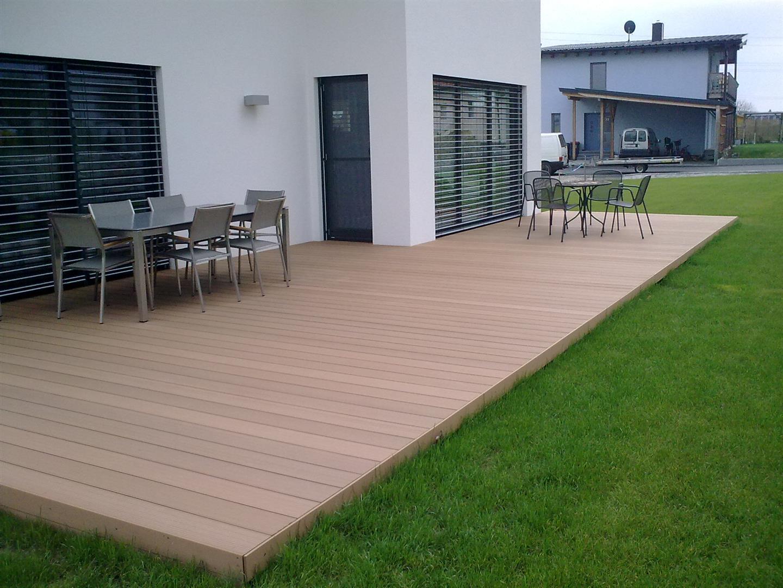 Ecological Wood Plastic Flooring