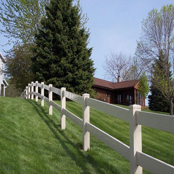 2 Rails Fence