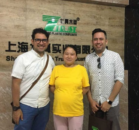 20190606 Hong Kong customer for Wall Panel